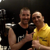 With Jeff Waters