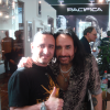 With Marco Mentoza